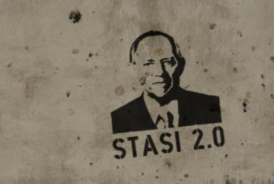 Schäuble Stasi 2.0