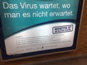 Angstkampagne Hepatitis B