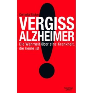 Cover Vergiss Alzheimer